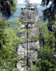 Rollenturm, aufgenommen von der Oberen Affensteinpromenade