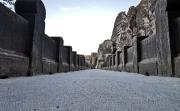 Die Basteibrücke aus einer anderen Perspektive – und menschenleer