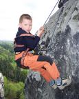 Honigsteinkopf, Ablassen von diesem kinderfreundlichen Gipfel