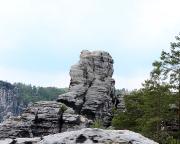 Westlicher Feldkopf, aufgenommen vom Östlichen Feldkopf