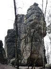 Wildspitze und Wilderer, aufgenommen beim Zustieg vom Kuhstall