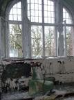 In einer Klinik der russischen Armee für psychisch Kranke in Teupitz