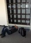 Lost Place Geocaching In Gisela Penibels neuem Büro in Dresden