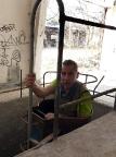 Lost-Place-Geocaching auf verlassenem Militärgelände in Eberswalde