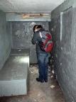 Lost-Place-Geocaching  in den Fußstapfen des KGB in Eberswalde