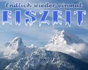 Introbild des Beitrages Eiszeit 2009 - Alpen - Tourenberichte
