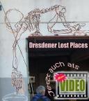 Geocaching auf Dresdener Lost Places, zum Beispiel Alte Mosaikfabrik