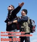 Untergang der Titanic – reloaded an Ostern 2012 am Rauenstein
