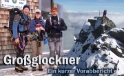 Kurzbericht unserer Besteigung des Großglockners mit Heike und Andreas Richter