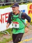 Rennsteiglauf 2012, mein 32. Zieleinlauf in Folge beim Supermarathon