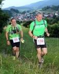 thüringenUltra, gemeinsam mit Dirk Wiesner bei km 9 der 100-km-Runde