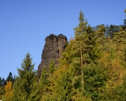 Bild 6 - Großvaterstuhl im Bielatal