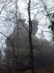 Drei Tische bei Jonsdorf, Klettergipfel und Naturdenkmal zugleich