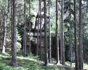 Stumpfe Zinne - Quacke im Hausgrund auf dem Weg zum Pferdeberg