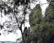 Enzianer Turm - Klettergipfel in der Oberen Felsengasse