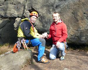 Klettergurt Gerissen : Tour klettergurt tot kletterer lebt und ein jubiläum