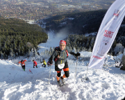 Winter SkyRace Liberec Volker am Jested